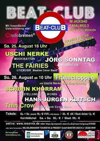 Beat-Club-Wochenende im alten Jadebad WHV
